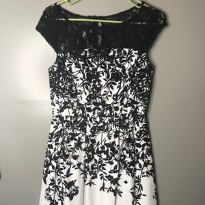 Maurices a-line dress, size 3/4